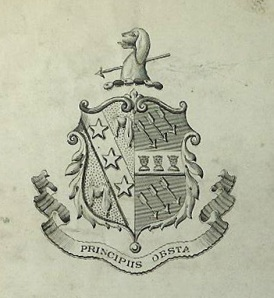 Kirby Coat of Arms