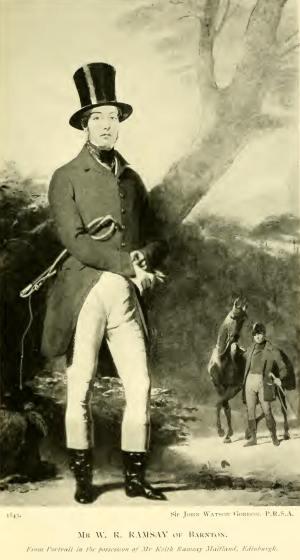 William Ramsay Ramsay of Barnton