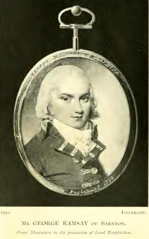 George Ramsay of Barnton