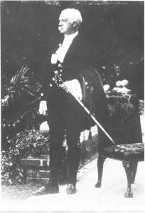 Dr Robert Hamilton Ramsay