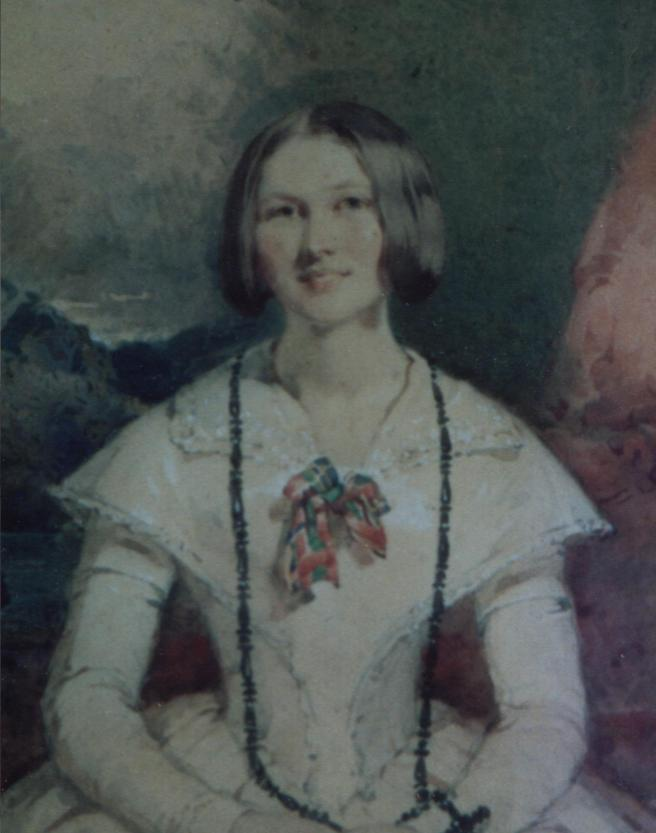Christina MacDonell (MacNab) 1816-1906