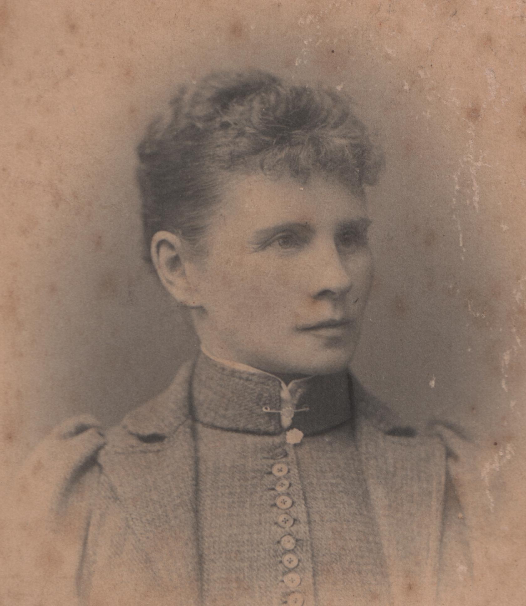 George Keith Maitland and Christina Mary Theresa McDonell - christina-mary-theresa-maitland-1880