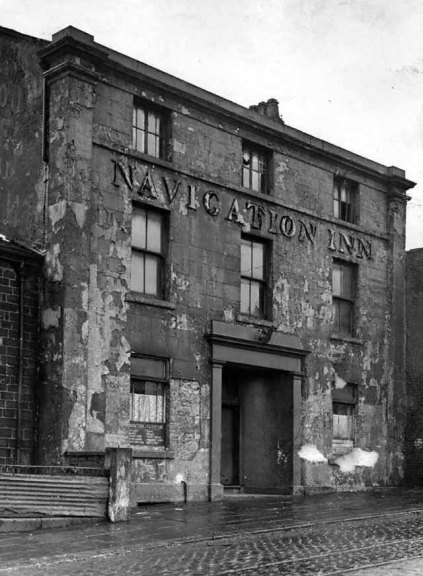 The Navigation Inn, Eanam, Blackburn