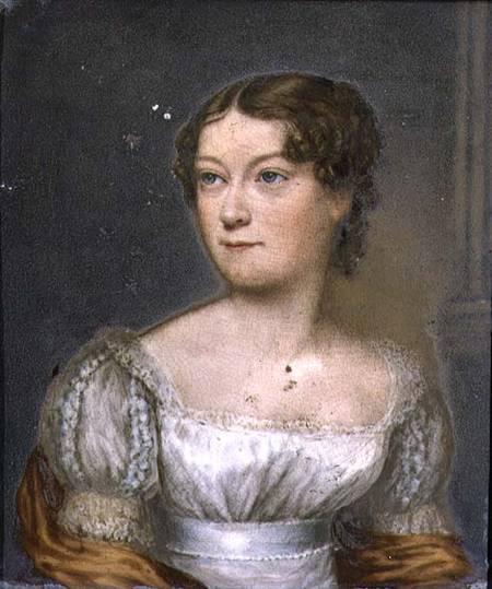 William the Elder Corden - Selina FitzHerbert    Selina FitzHerbert (1806-1888) by William the Elder Corden