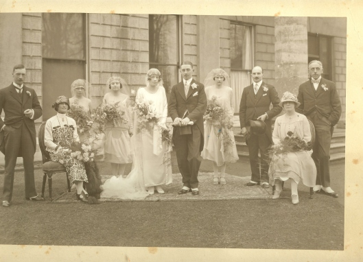 Claude and Rosemary wedding
