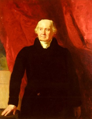 Portrait of Sir John Marjoribanks, 1st Baronet (1763-1833) by Andrew Geddes